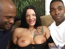 Belladonna Handles Black Cock