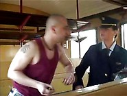 Mans Fuck Auditor In Train Hard (Czech Porn)