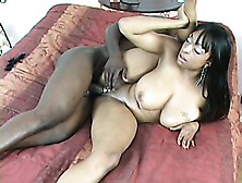 Carmen Hayes Blows And Gets A Good Pounding With A Deposit In He