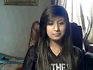 Pakistani Beauty Teen Girl On Cam With Me