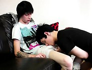 Videos Very Sex Gay Boys With Kiss Kyle Wilkinson & Lewis Ro