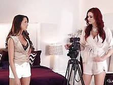 Jayden Cole Seduces Sexy Casting Girl Kortney Kane