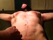 Cock Teasing & Dry Milking A Hung Stud