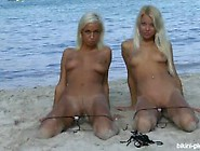 Beach Beauties - Natali Blond & Lea Tyron