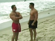 Baywatch Fuck Surfer