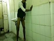 Myanmar Solo In Public Toilet