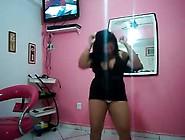 Gordinha Melão Dançando Assim Você Mata O Papai 00