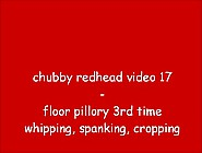 Chubby Redhead Pillory 1888