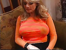 Big Tit Milf In Hot Anal Action