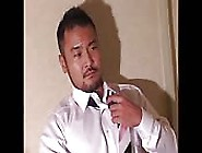 Sexy Japanese Businessman