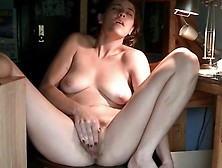 Wife Made A Clip Of Her Wife Masturbation