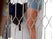Culo De La Vecinita Shorts