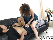 Hot Oriental Darling Enjoys Fingering And Muff Diving