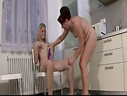 Mom Toying Her Sons Girlfriend Pussy