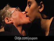 70 Years Old Guy Huge Cock Fucking Cutie Girl On Blind Date
