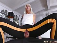 Teen Showing Off Ass Webcam Stretching Your Stepmom