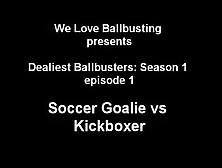 Balbusting - Rather Extreme Ballbusting