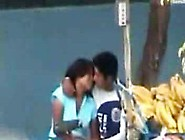 Indian Mms Of College Girl Outdoor Romance With Lover
