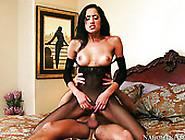 Hot Latina Whore Chloe Amour Rides Daniel Hunter's Dick Like A C