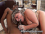 Interracial Pounding For A Pawg Milf