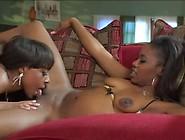 Horny Cunnilingus Video With Lesbian, Black And Ebony Scenes