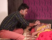 Housewife Seduce A Young Doctor In Bedroom