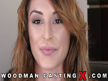 Christiana Cinn Fucked At A Casting