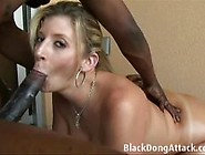 Sara Jay Fucks A Huge Black Cock