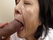 Mature Asian Chiaki Miwa Gets Fucked Hard