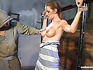 Nicole Vice Bound Cleavegagged Whipped Submissed. Com Bdsm