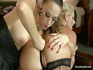 Fetish Sex Video Featuring Phoenix Marie,  Krissy Lynn And Chanel