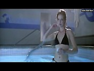 Charlize Theron - Explicit Sex Scene & Topless In A Swimming Poo