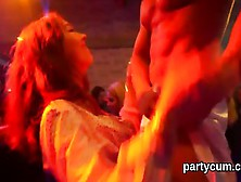 Nasty Chicks Get Entirely Foolish And Naked At Hardcore Party