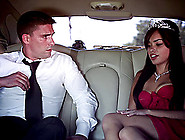 Cute Latina Girl Gives Head Then Does Some Wild Car Fucking