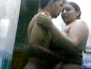 Indian Bbw Aunty Fucking With Younger Boy In Bathroom By Blomma6
