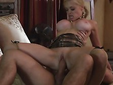 Big Boobs Blondie Maid Jesse Jane Sucks And Fucked In Bed