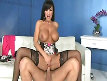 Fabulous Pornstar Lisa Ann In Incredible Big Butt,  Cunnilingus S