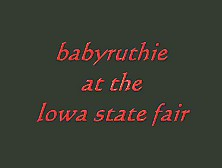 Eroprofile - Baby Ruthie - Iowa State Fair