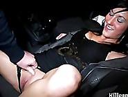 Hot Virgin Teen Car Blow