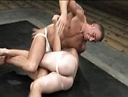 Fight Club Meets Fuck Club On Naked Kombat!