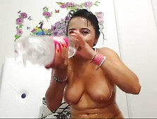 Latina Squirt Drink 2