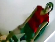 Sexy Desi Dilettante Dancing