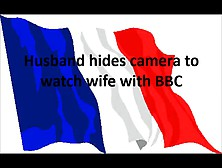 French Wife Hidden Camera Part 1