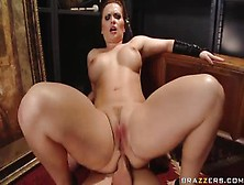 Amazing Busty Milf Katja Kassin Is Stretched By An Amazing Sex T