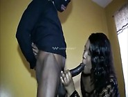 Real Ebony Amateur Deep Throat Compilation Part 5
