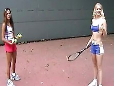 Katie Morgan Female Tennis Instructor