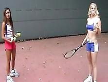 Katie Morgan Female Tennis Instructor