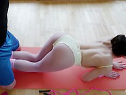 Relaxxxed - Sex In The Gym With Hot Italian Babe