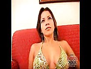 Cindy Cortéz - Chica De La Polar Graba Vídeo Porno