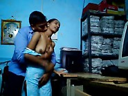 Desi Office Colleagues Sex - Full Video